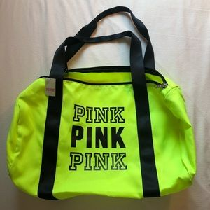 Victoria's Secret PINK Duffle Bag
